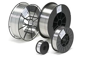 Проволока для низколегированных конструкционных сталей повышенной прочности и высокопрочных сталей