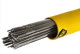 Присадочные прутки для углеродистых и низколегированных сталей