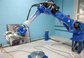 Промышленные роботы для фрезеровки