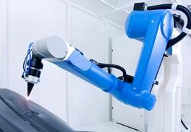 Промышленные роботы для лазерной резки и наплавки