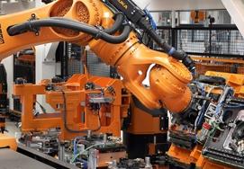 Роботы для машиностроения