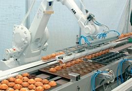 Роботы для пищевой промышленности
