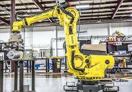Роботы для судостроения