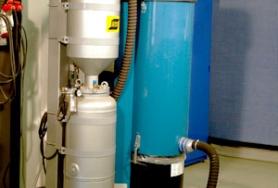 Оборудование для рециркуляции и подачи флюса
