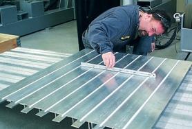 Технология сварки трением с перемешиванием (FSW)