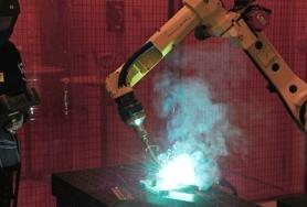 Автоматическая сварка в защитных газах плавящимся электродом (GMAW)