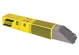 Электроды для высоколегированных окалиностойких и жаропрочных сталей
