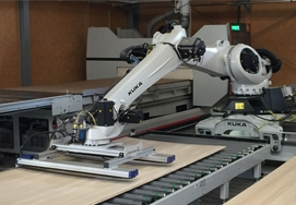 Роботы для лесной, деревообрабатывающей и целлюлозно-бумажной промышленности
