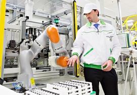 Роботы для химической и нефтехимической промышленности