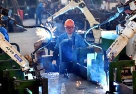 Cферы применения промышленных роботов