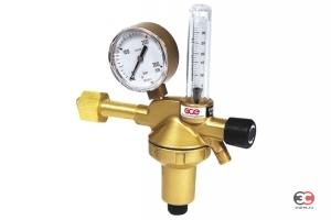 DINCONTROL - регулятор давления GCE для аргона и углекислого газа