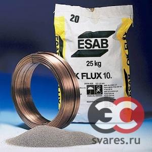 Сварочный флюс ESAB OK Flux 10.81