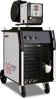 Промышленный сварочный аппарат Wega 401 FDW