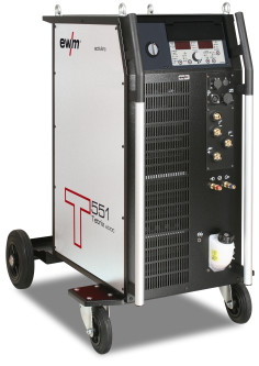 Tetrix 551 AC/DC Synergic FW
