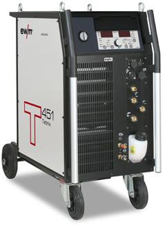Промышленный сварочный аппарат Tetrix 451 Synergic FW