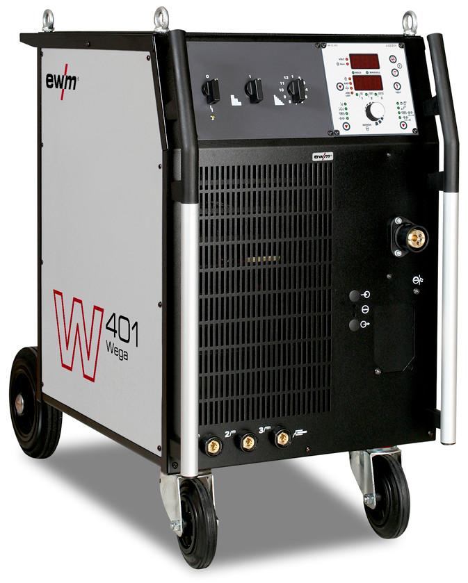 Промышленный сварочный аппарат Wega 401 M2.40 FKG