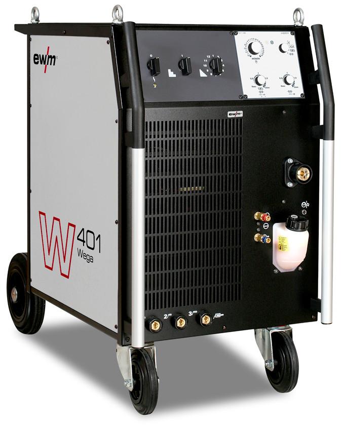Промышленный сварочный аппарат Wega 401 M1.02 FKW