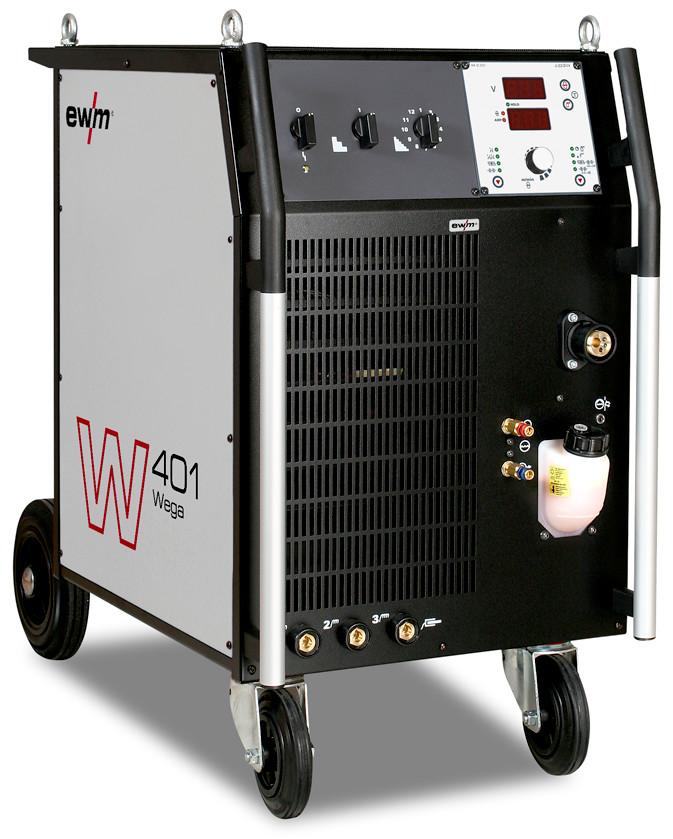 Промышленный сварочный аппарат Wega 401 M2.20 FKW