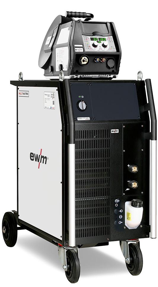 Сварочный аппарат Phoenix 401 Progress puls MM FDW