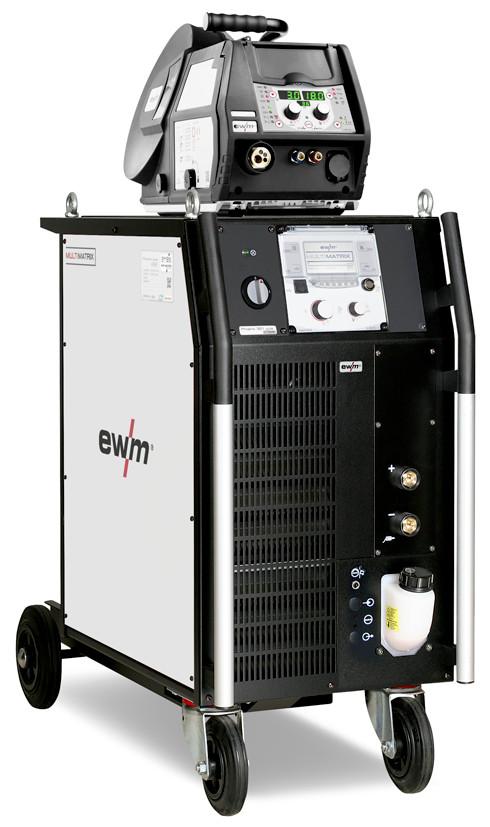 Сварочный инвертор для импульсной сварки Phoenix 351 Expert 2.0 puls MM FDW