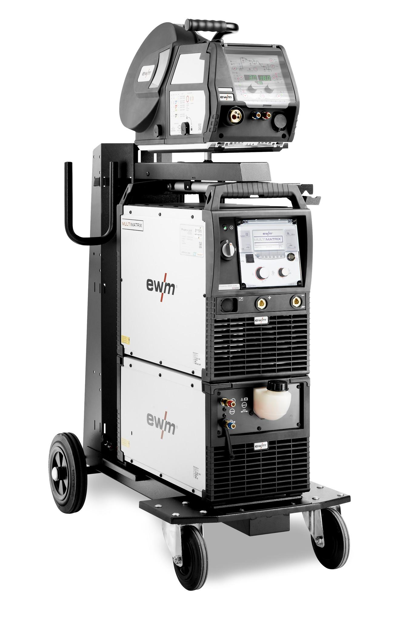 Сварочный аппарат для импульсной сварки Phoenix 505 Expert 2.0 puls MM TDM