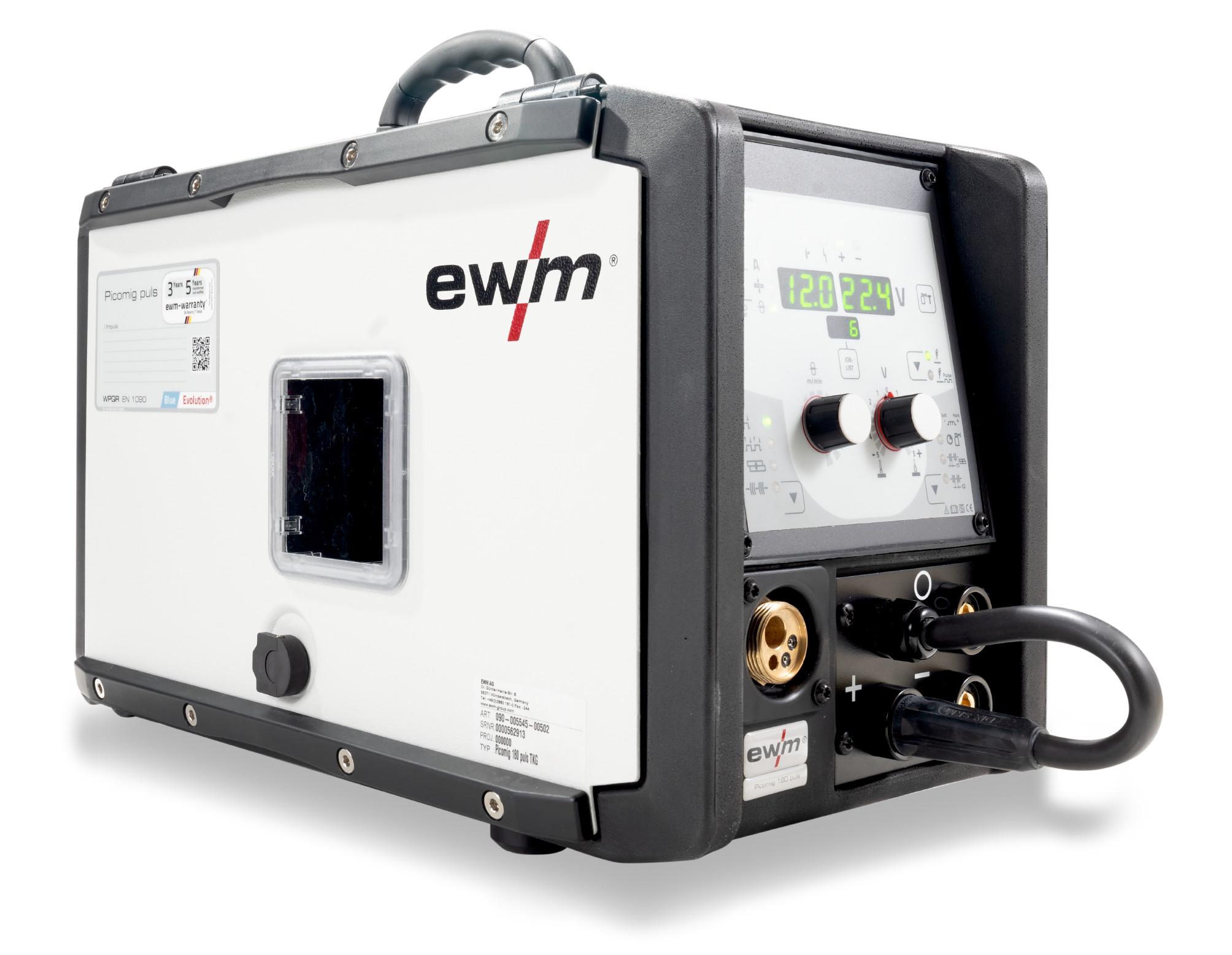 Сварочный аппарат для импульсной сварки Picomig 180 puls TKG EWM