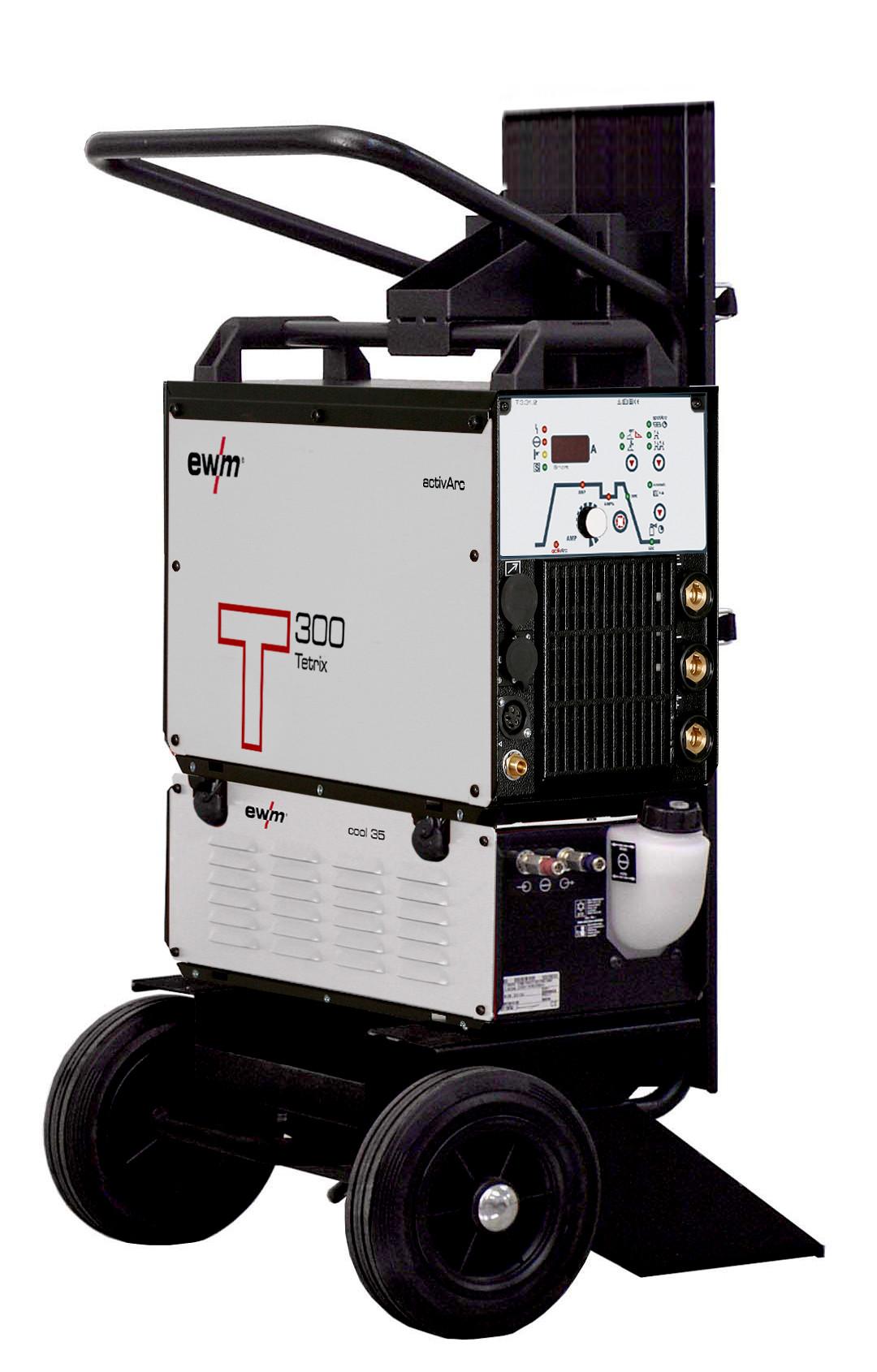 Промышленный сварочный аппарат Tetrix 300 Smart TM