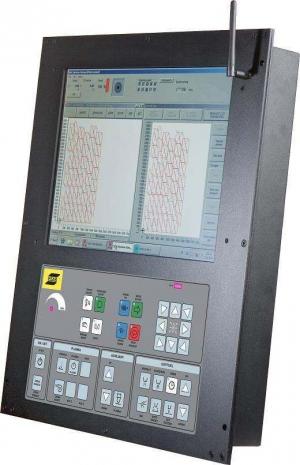 Портальная машина резки ESAB iSGM 3500 с контроллером iCNC