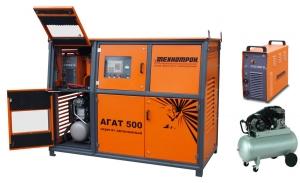АГАТ 500 автономный дизельный агрегат-электростанция