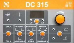 Промышленный инверторный сварочный источник ДC 315