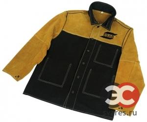 Кожаная куртка для сварщиков ESAB Proban Welding Jacket