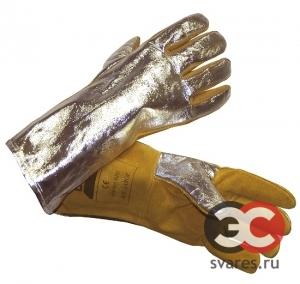 Сварочные перчатки ESAB Heavy Duty Aluminium