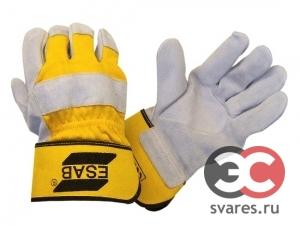 Сварочные перчатки ESAB Heavy Duty Worker