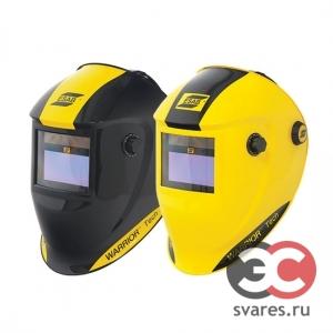 Сварочная маска WARRIOR™ Tech Black