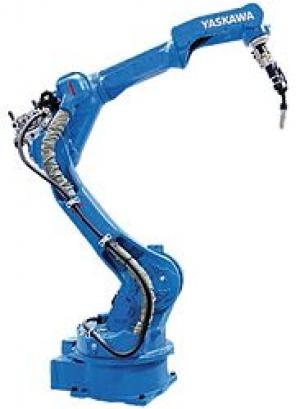 Сварочный робот MOTOMAN MA2010 для электродуговой сварки