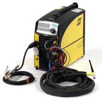 ESAB Caddy Tig 2200i DC