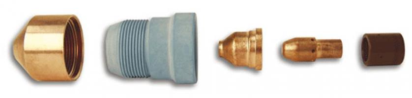 Горелка для механизированной воздушно-плазменной резки PT-37 для Powercut