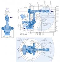 Робот манипулятор MOTOMAN GP600