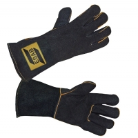Сварочные перчатки ESAB Heavy Duty Black