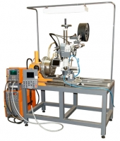 Автоматическая сварочная установка TT-598 для сварки кольцевых швов неплавящимся электродом