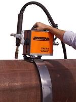 Установка для автоматической сварки УАСТ-1 Альфа неповоротных стыков трубопроводов